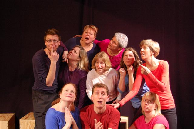Workshops with River Crossing Playback Theatre